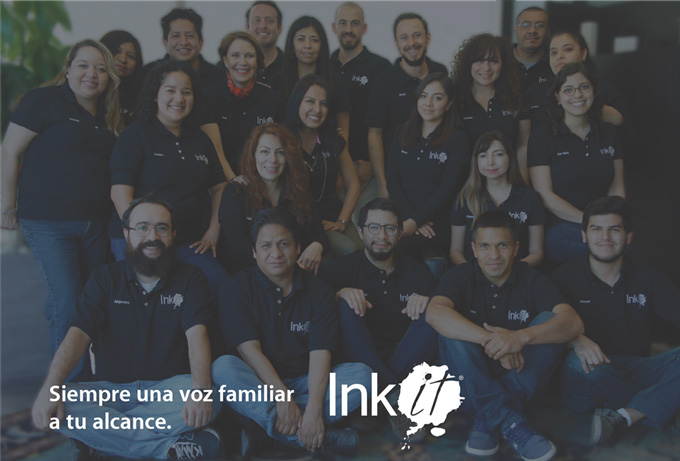Equipo Ink it