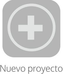 nuevo proyecto